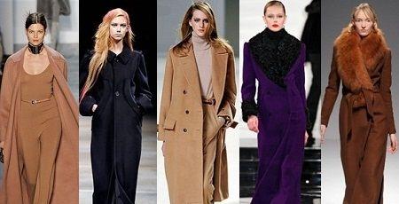 Модные цветовые тенденции нового сезона