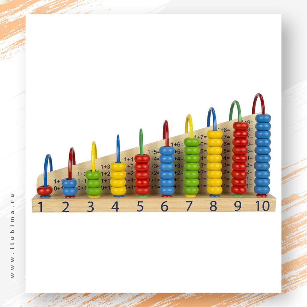Развивающая игрушка - Арифметический счёт