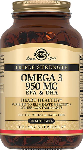 Витамины Omega 3 Sogar