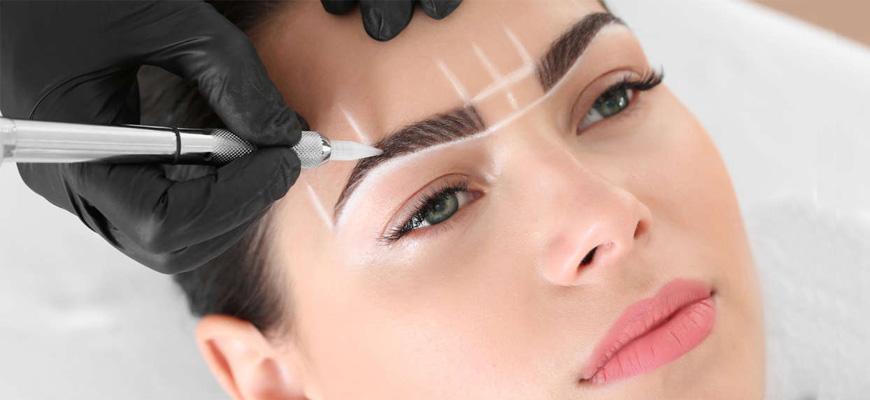 Перманентный макияж: красота без ежедневных усилий