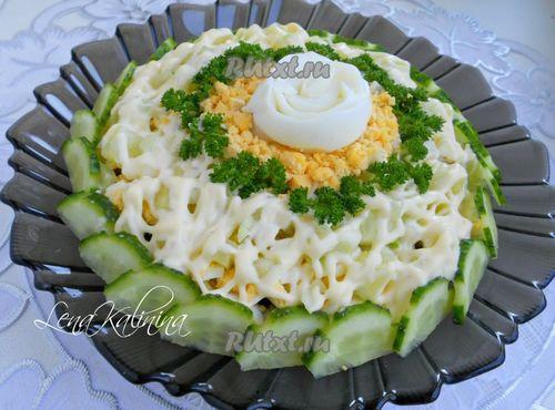 Салат-нежность рецепты